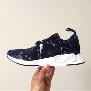 adidas Shoes - Adidas NMD R1 Primeknit Mint Marble